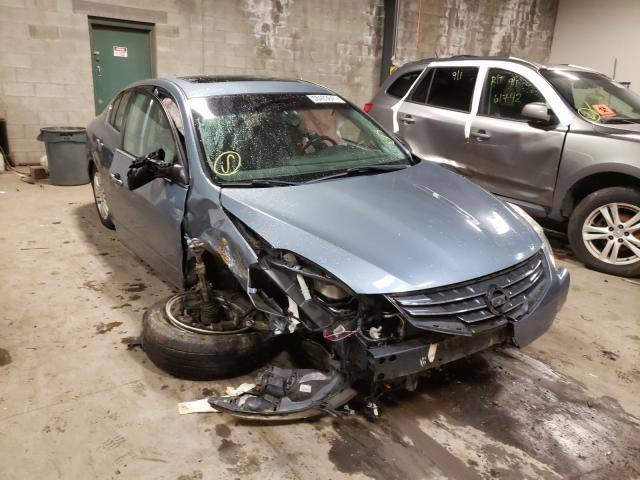 Vehiculos salvage en venta de Copart Chalfont, PA: 2011 Nissan Altima Base
