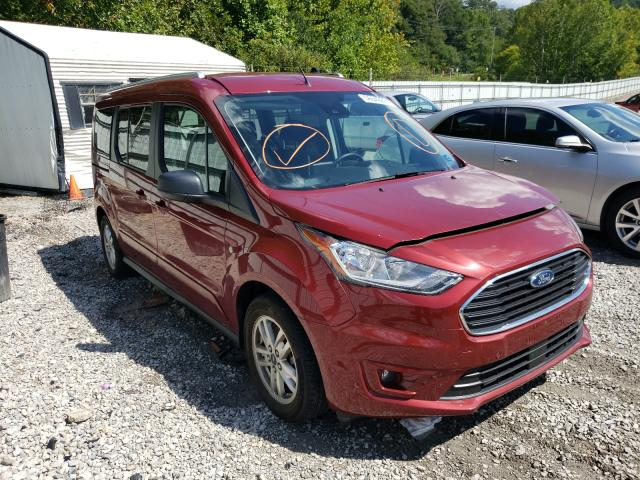 Salvage cars for sale at Hurricane, WV auction: 2019 Ford Transit CO