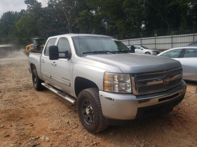 Salvage cars for sale from Copart Austell, GA: 2010 Chevrolet Silverado