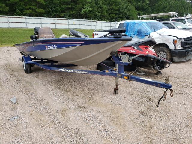 Tracker salvage cars for sale: 2007 Tracker Marine Trailer