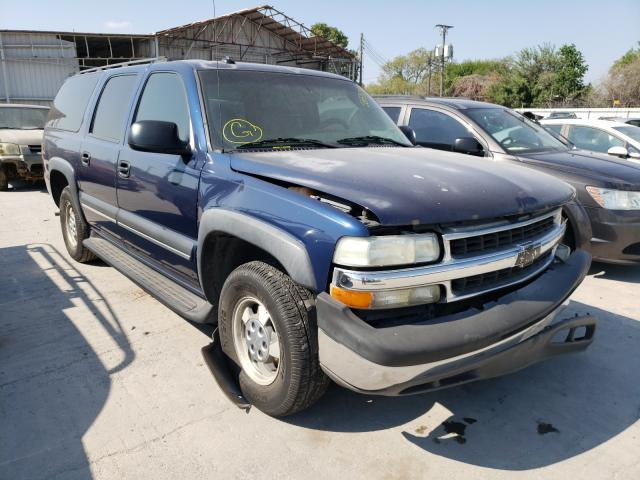 Salvage cars for sale from Copart Corpus Christi, TX: 2003 Chevrolet Suburban C