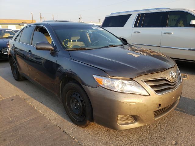 2011 Toyota Camry Base en venta en Grand Prairie, TX