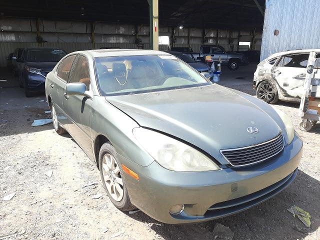 Salvage cars for sale from Copart Phoenix, AZ: 2005 Lexus ES 330