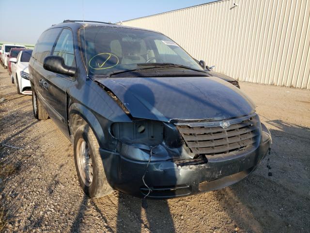 Chrysler Vehiculos salvage en venta: 2006 Chrysler Town & Country