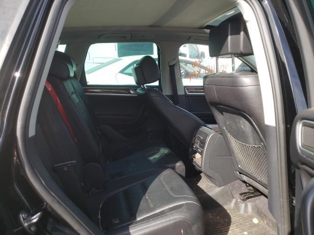 2011 VOLKSWAGEN TOUAREG V6 TDI