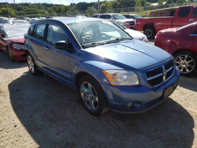 Salvage cars for sale from Copart Madison, WI: 2007 Dodge Caliber R