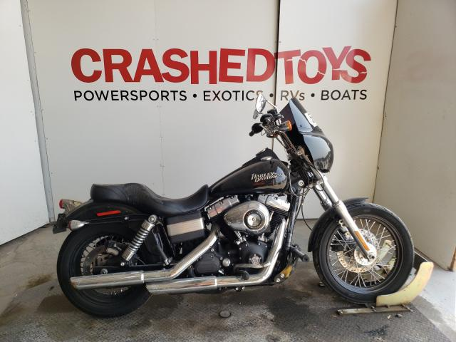 Salvage cars for sale from Copart Kansas City, KS: 2011 Harley-Davidson Fxdb