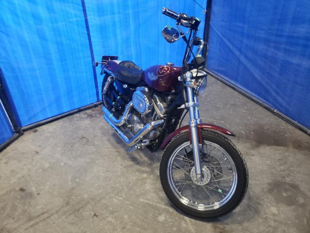 Salvage cars for sale from Copart Ontario Auction, ON: 2003 Harley-Davidson XL883 Hugg