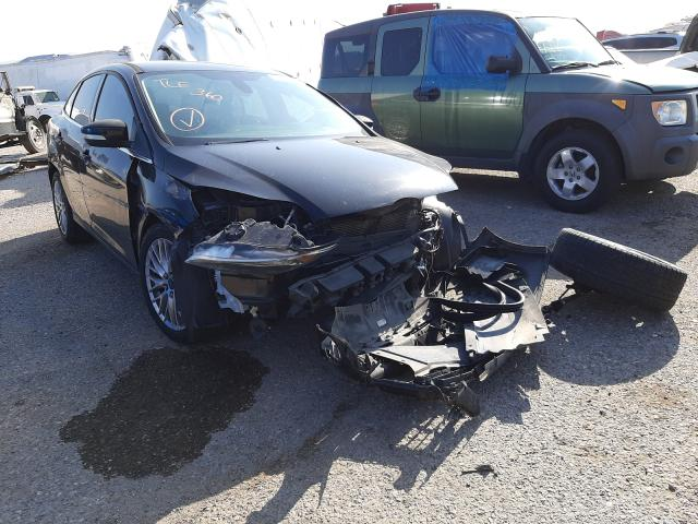 Salvage cars for sale at Tucson, AZ auction: 2012 Ford Focus SEL