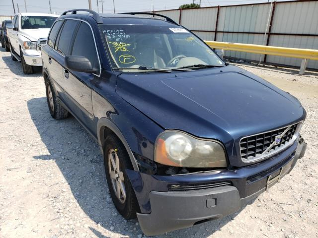 Salvage cars for sale from Copart Haslet, TX: 2004 Volvo XC90