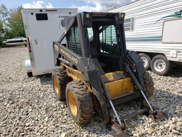 Salvage cars for sale from Copart Appleton, WI: 1999 New Holland Skidsteer