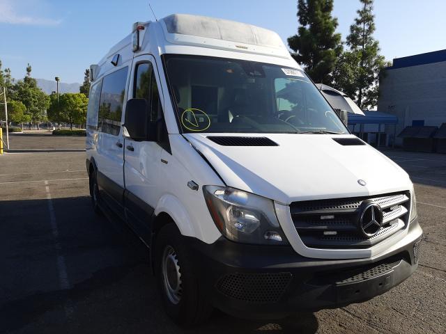 Mercedes-Benz salvage cars for sale: 2015 Mercedes-Benz Sprinter 2