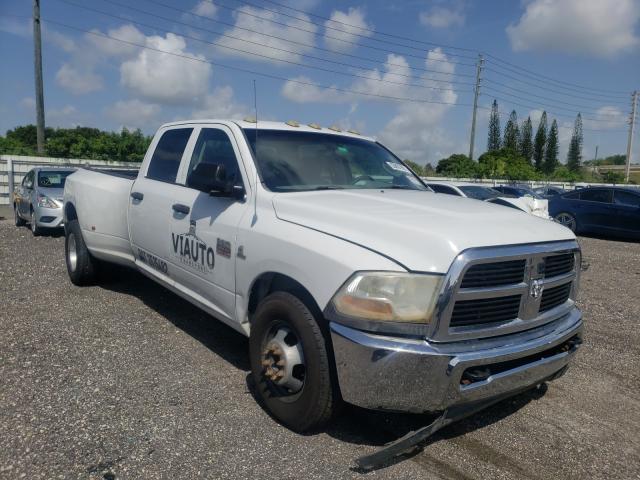 Vehiculos salvage en venta de Copart Miami, FL: 2010 Dodge RAM 3500