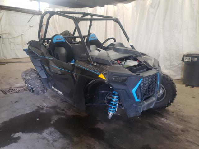Salvage cars for sale from Copart Ebensburg, PA: 2019 Polaris RZR XP Turbo