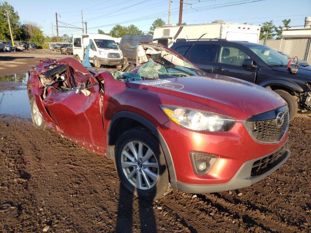 Vehiculos salvage en venta de Copart Chalfont, PA: 2013 Mazda CX-5 Touring