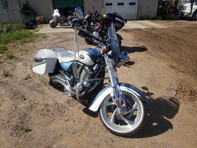 Victory salvage cars for sale: 2009 Victory Kingpin
