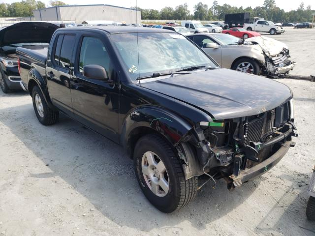 Salvage cars for sale from Copart Spartanburg, SC: 2008 Nissan Frontier C