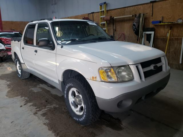 Salvage cars for sale from Copart Kincheloe, MI: 2003 Ford Explorer S