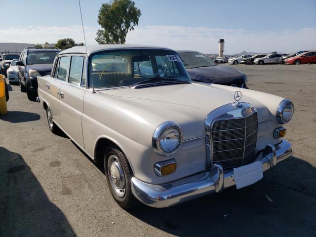 Vehiculos salvage en venta de Copart Martinez, CA: 1966 Mercedes-Benz 230