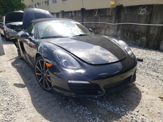 Porsche Boxster salvage cars for sale: 2013 Porsche Boxster