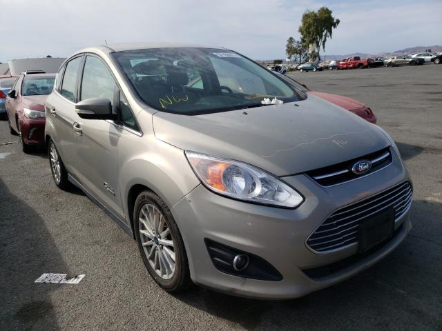Vehiculos salvage en venta de Copart Martinez, CA: 2016 Ford C-MAX Premium