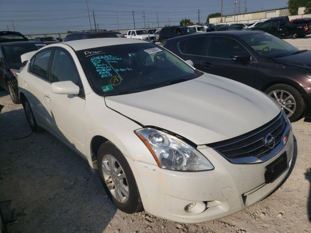 Salvage cars for sale from Copart Haslet, TX: 2012 Nissan Altima Base