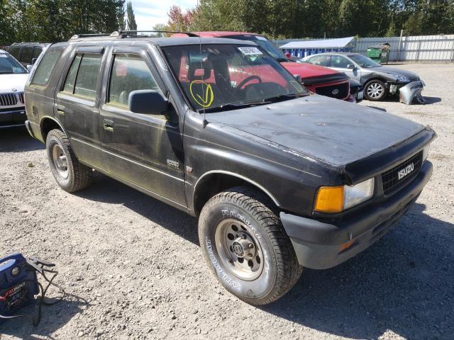 Isuzu salvage cars for sale: 1995 Isuzu Rodeo S