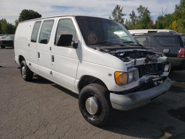 Vehiculos salvage en venta de Copart Portland, OR: 1998 Ford Econoline