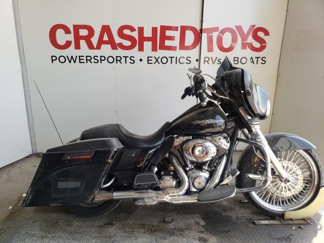 Salvage cars for sale from Copart Kansas City, KS: 2013 Harley-Davidson Flhx Street