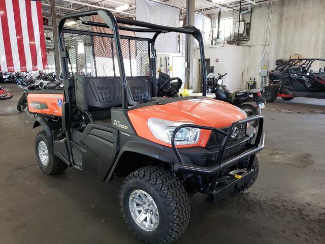 Kubota salvage cars for sale: 2020 Kubota RTV-X1120D