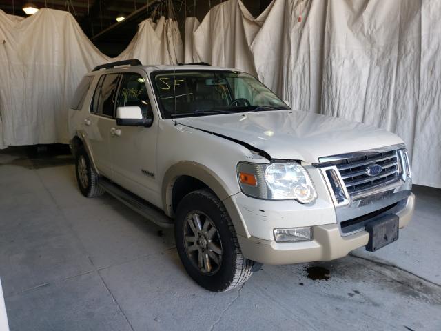 Vehiculos salvage en venta de Copart Leroy, NY: 2008 Ford Explorer E