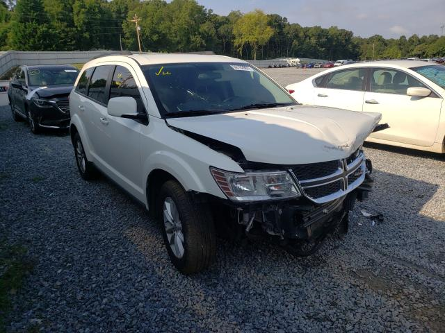 Salvage cars for sale from Copart Gastonia, NC: 2016 Dodge Journey