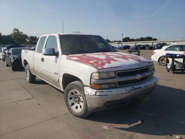Vehiculos salvage en venta de Copart Wilmer, TX: 2002 Chevrolet Silverado