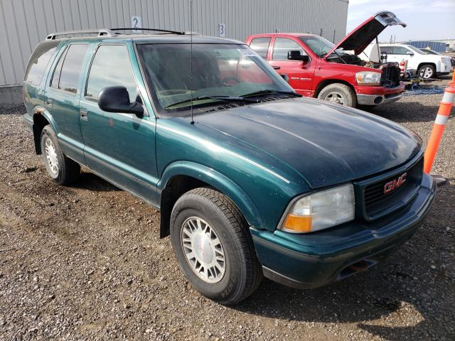GMC Jimmy salvage cars for sale: 1998 GMC Jimmy