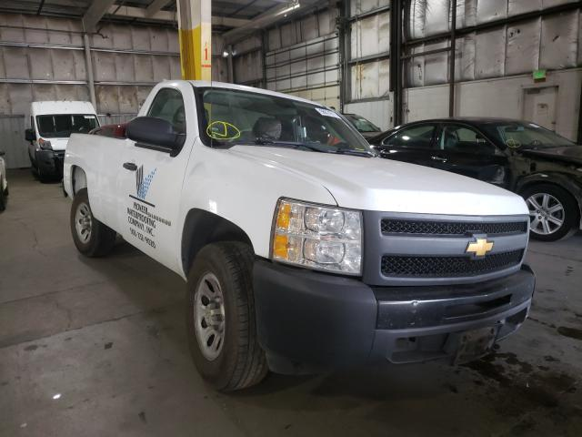 Salvage cars for sale from Copart Woodburn, OR: 2013 Chevrolet Silverado