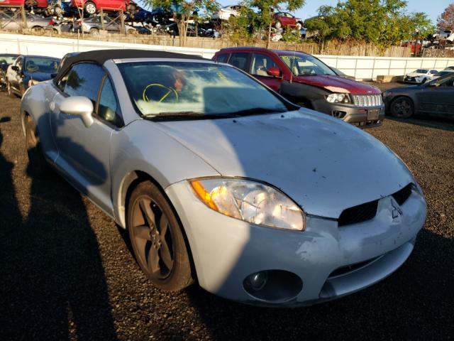 Mitsubishi salvage cars for sale: 2008 Mitsubishi Eclipse SP