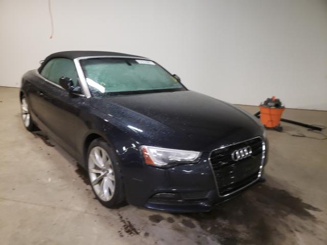 Vehiculos salvage en venta de Copart Chalfont, PA: 2014 Audi A5 Premium