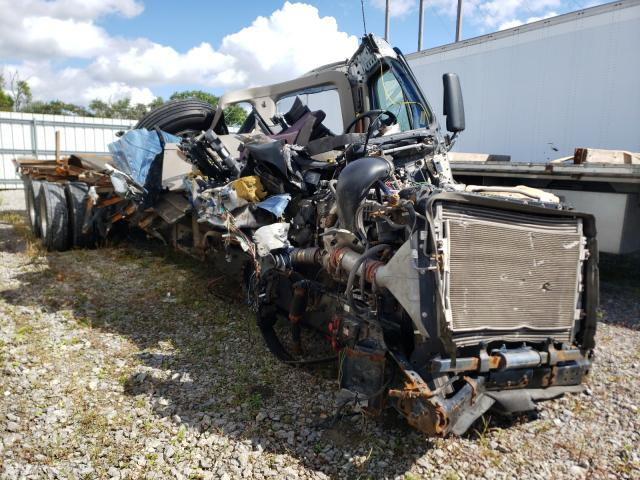 Salvage cars for sale from Copart Leroy, NY: 2017 Freightliner Cascadia 1