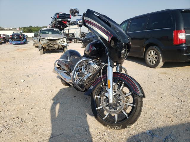 Salvage motorcycles for sale at Oklahoma City, OK auction: 2018 Indian Motorcycle Co. Chieftain