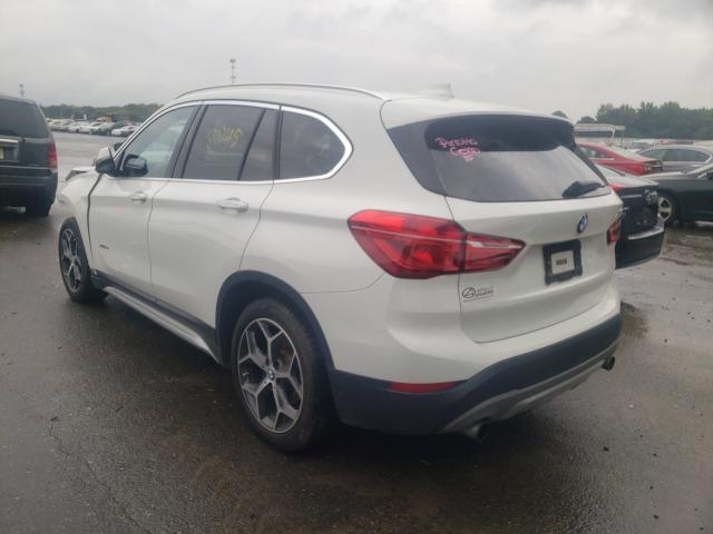 2017 BMW X1 XDRIVE2 WBXHT3C31H5F73429