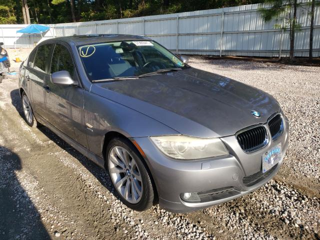Salvage cars for sale from Copart Knightdale, NC: 2011 BMW 328 XI