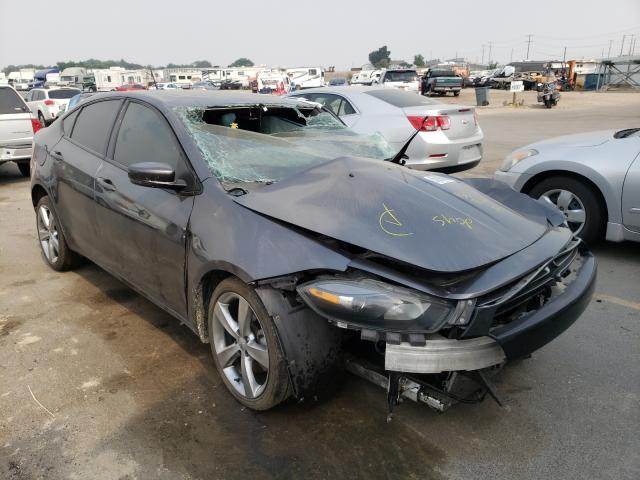 Salvage cars for sale at Nampa, ID auction: 2014 Dodge Dart GT