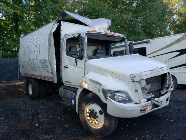 Vehiculos salvage en venta de Copart New Britain, CT: 2016 Hino 258 268