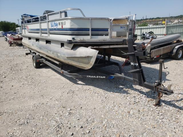 Suntracker salvage cars for sale: 1992 Suntracker Boat