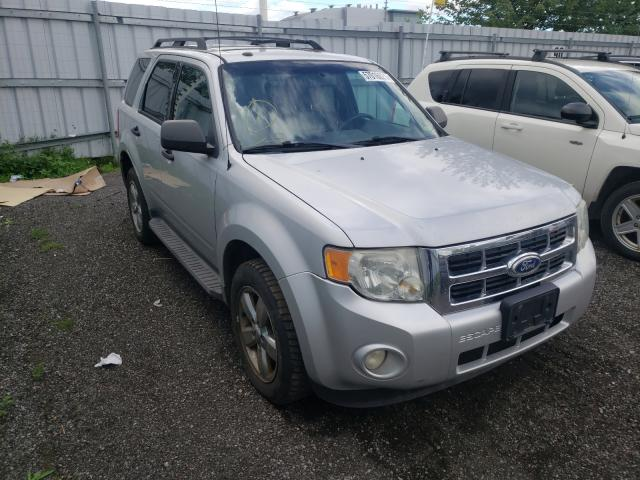 Salvage cars for sale at Bowmanville, ON auction: 2010 Ford Escape XLT