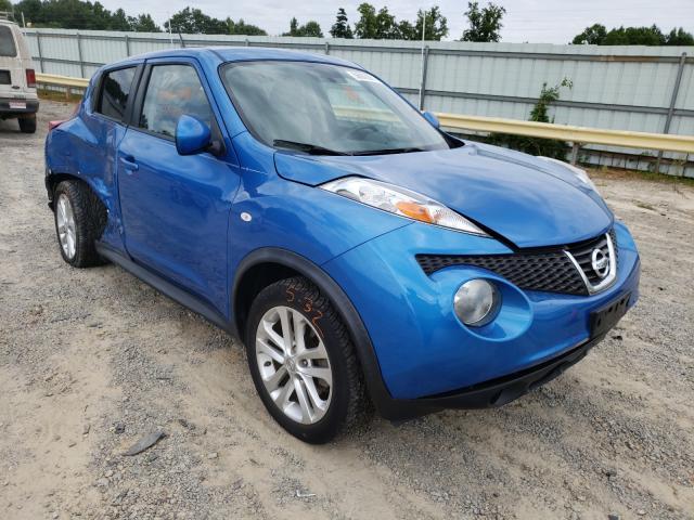 Nissan Juke salvage cars for sale: 2012 Nissan Juke
