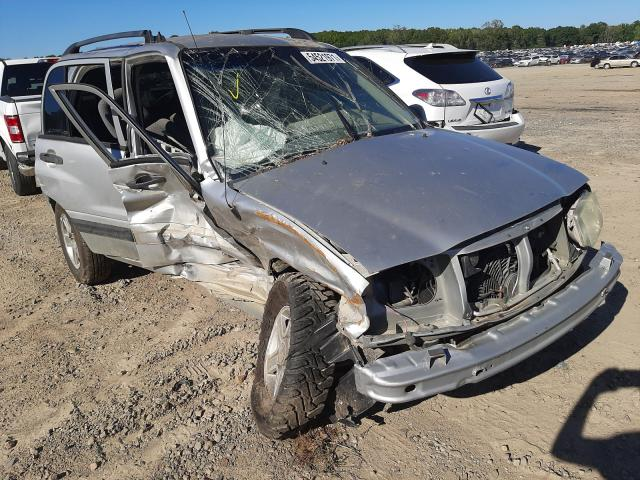 Chevrolet Tracker salvage cars for sale: 2003 Chevrolet Tracker