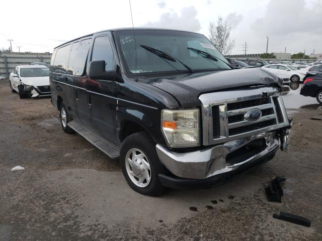 Vehiculos salvage en venta de Copart Miami, FL: 2010 Ford Econoline