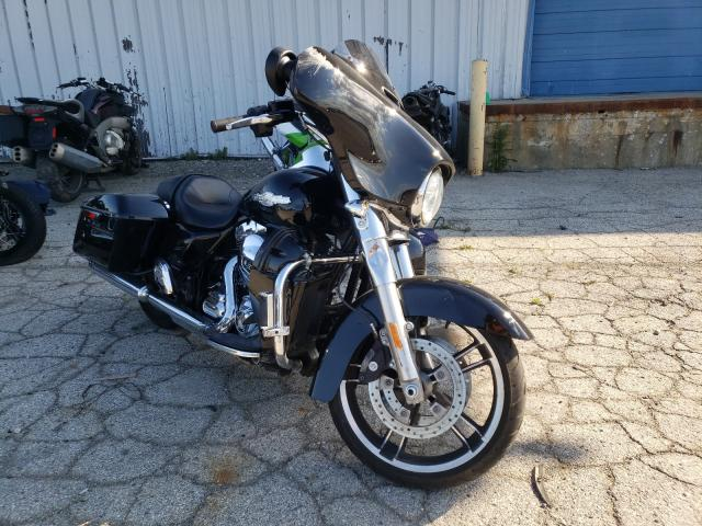 Salvage cars for sale from Copart Chicago Heights, IL: 2014 Harley-Davidson Flhx Shrin