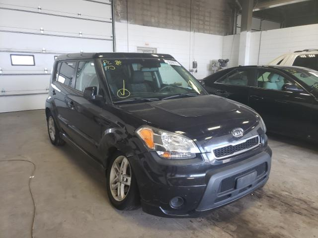 Salvage cars for sale from Copart Blaine, MN: 2011 KIA Soul +